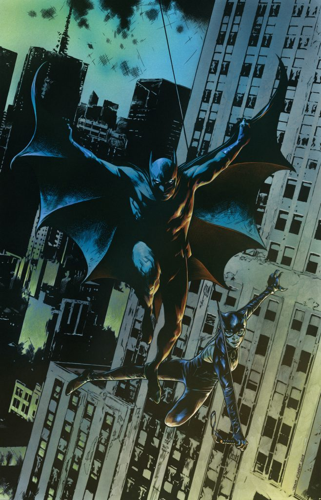 Batman/Catwoman Begins on December 1
