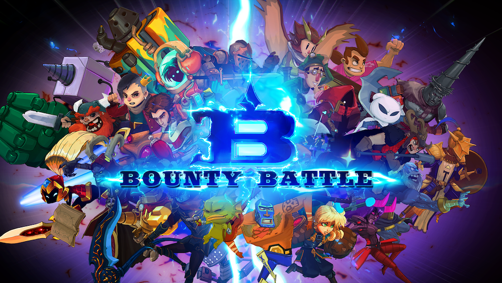 Ultimate Indie Brawler Bounty Battle Arrives to Consoles and PC on Sept. 10th