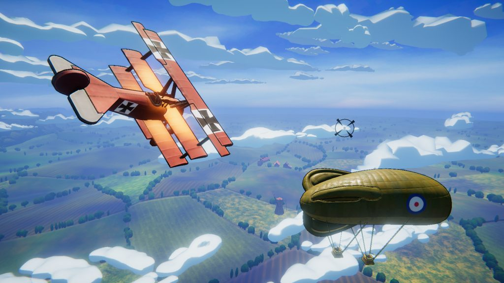 Red Wings: Aces of the Sky releases on October 13, 2020 for PC, Xbox One and PlayStation 4