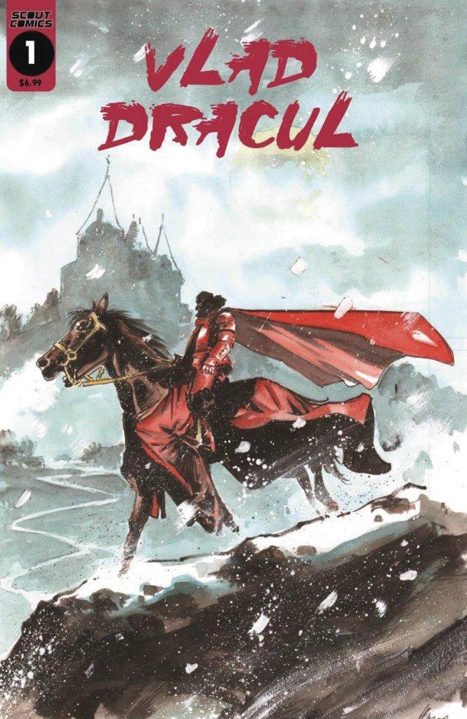 Comic Book Review: Vlad Dracul #1