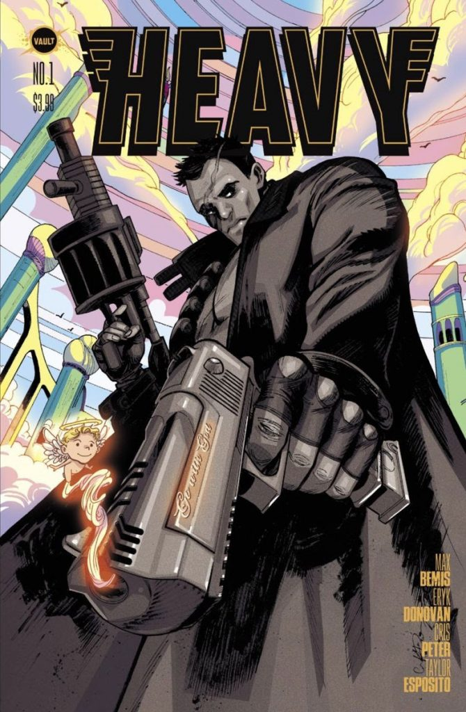 Comic Book Review: Heavy #1