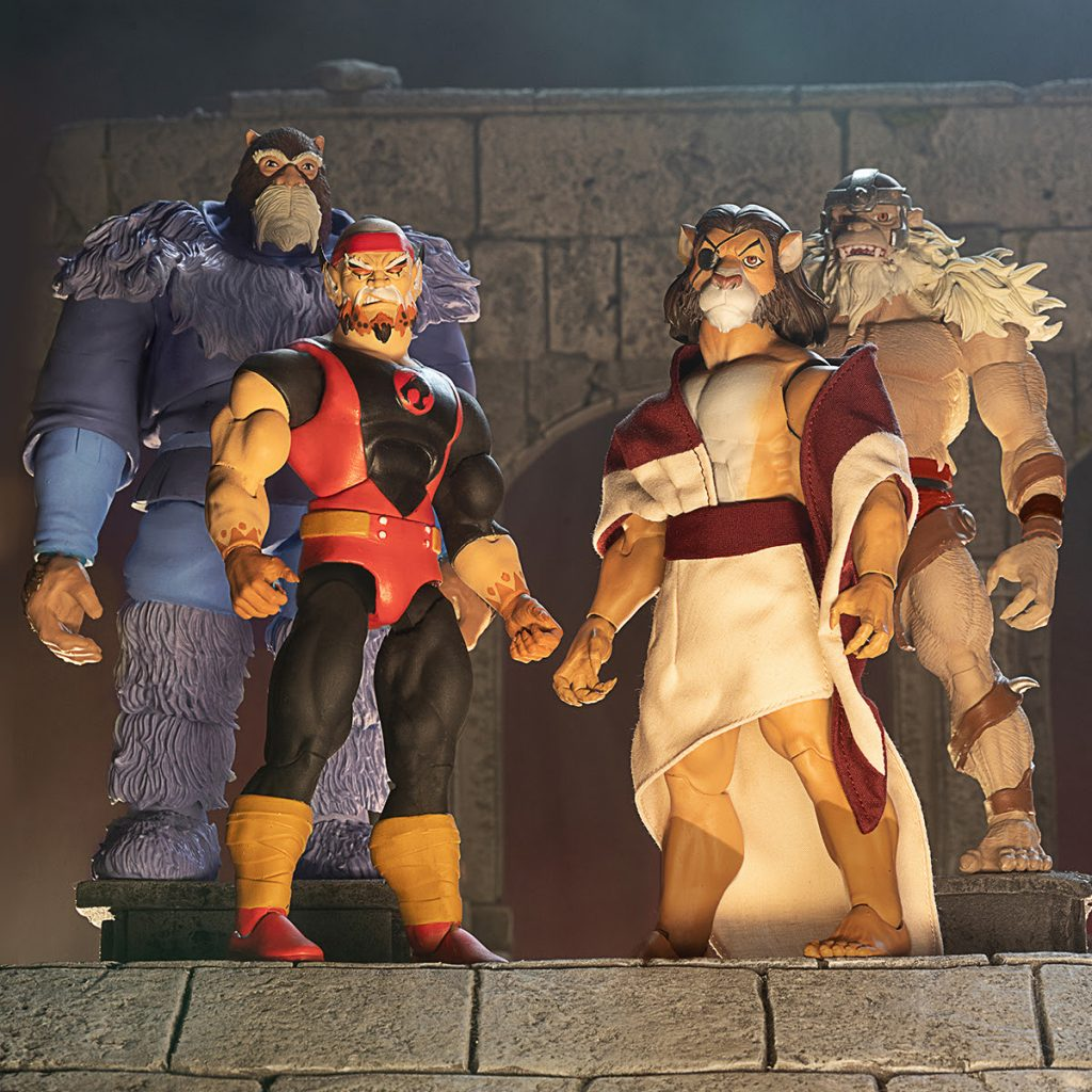 Super7 Reveals Thundercats Ultimates Wave 4- Now Available for Preorder