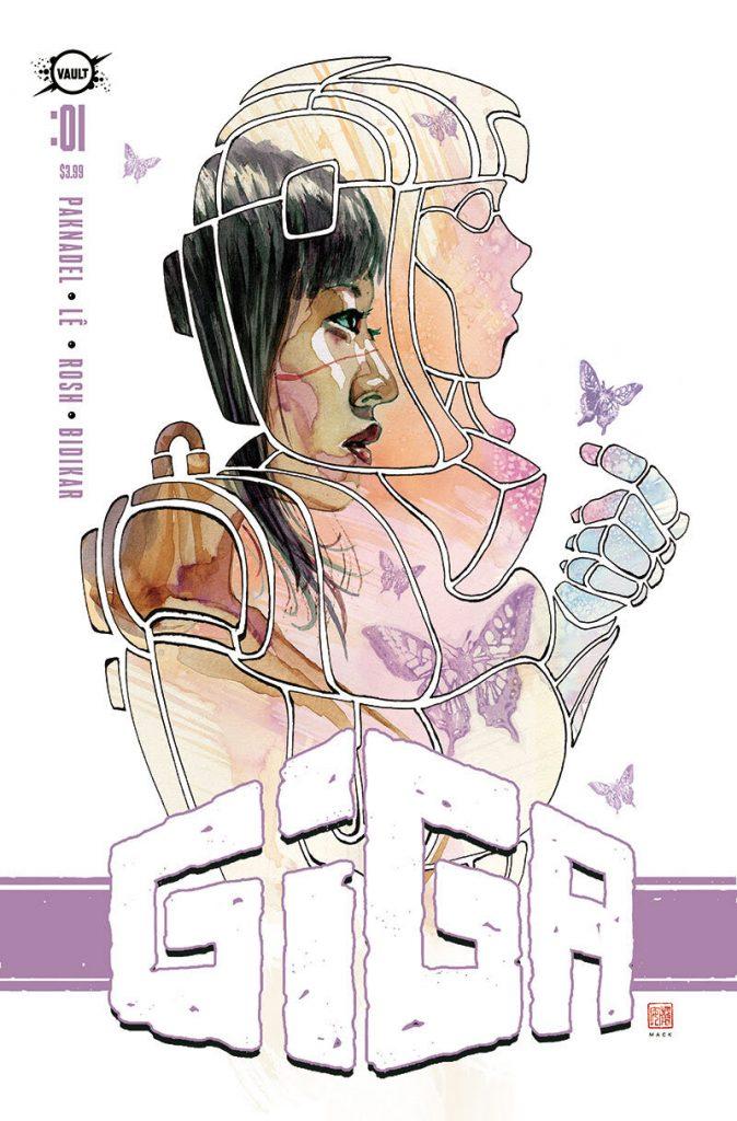 VAULT ANNOUNCES GORGEOUS DAVID MACK INCENTIVE COVERS FOR GIGA #1