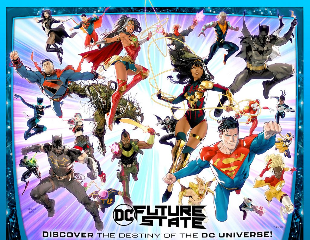 DC Future State Gives Fans a Look at the Future