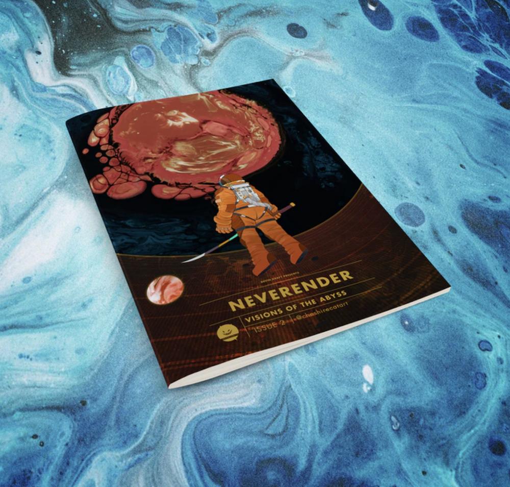 Let's Kickstart This! Neverender Issue 2