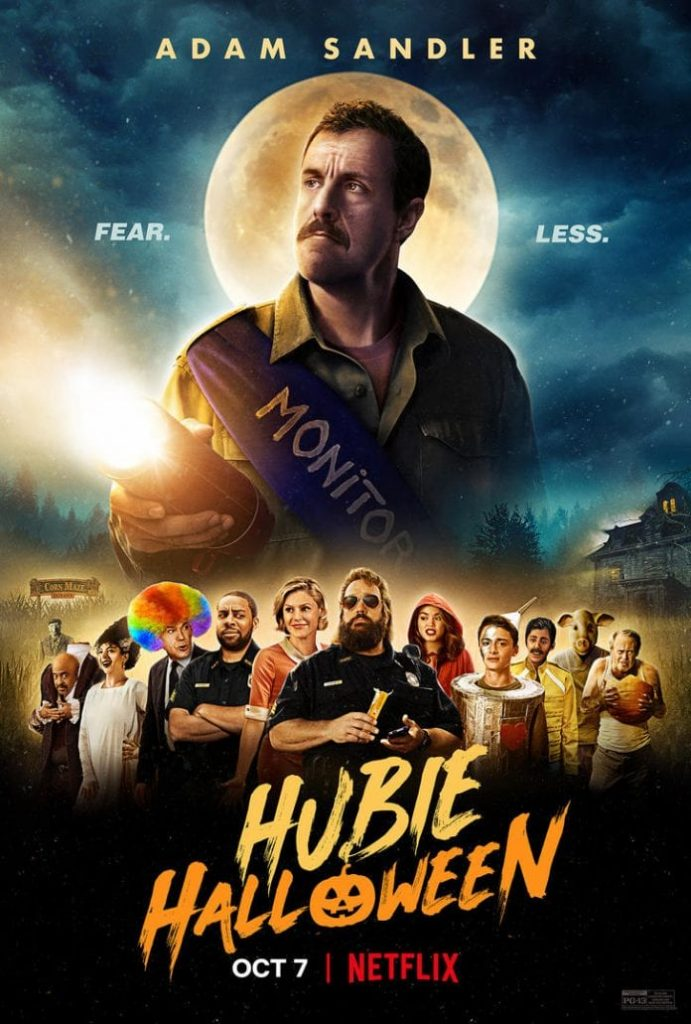Hubie Halloween Review