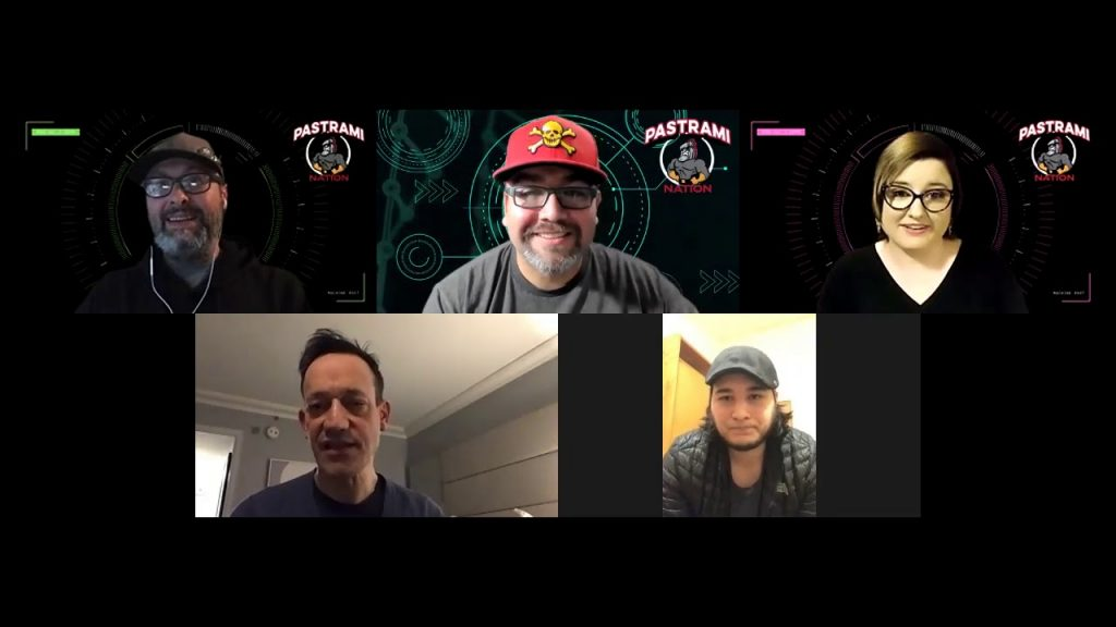 Pastrami Nation Interview- Actor Ted Raimi and Director Alex Kahuam on their new short film, Red Light