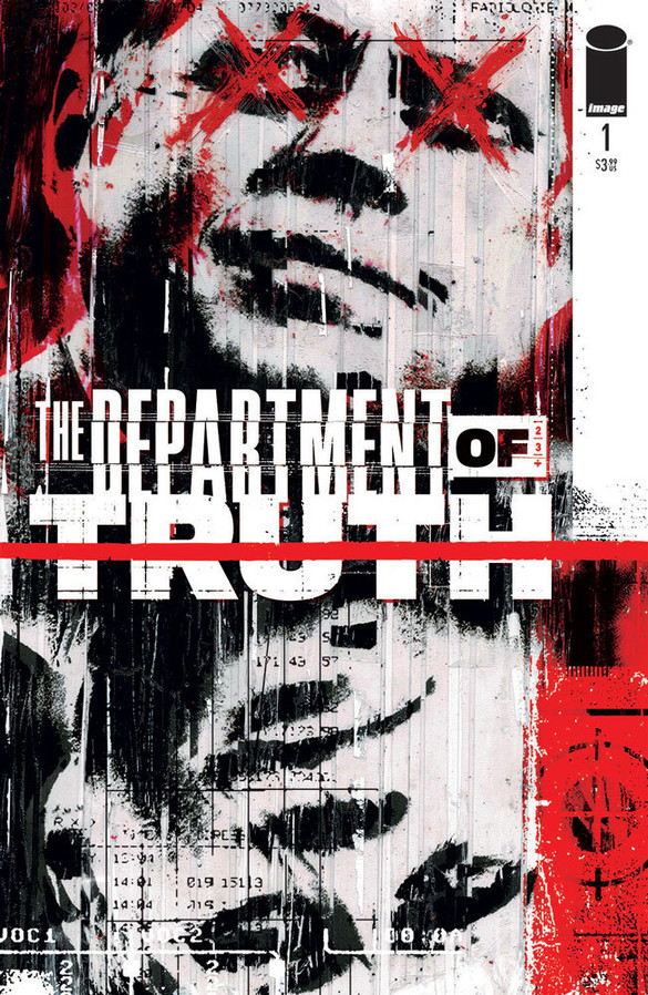 Comic Book Review: The Department of Truth #1