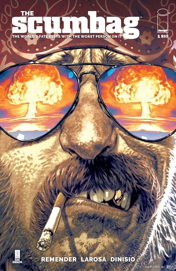 The Scumbag #1 Review