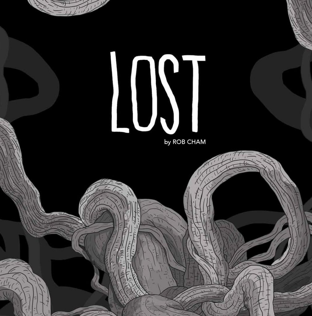 Graphic Novel Review: Lost