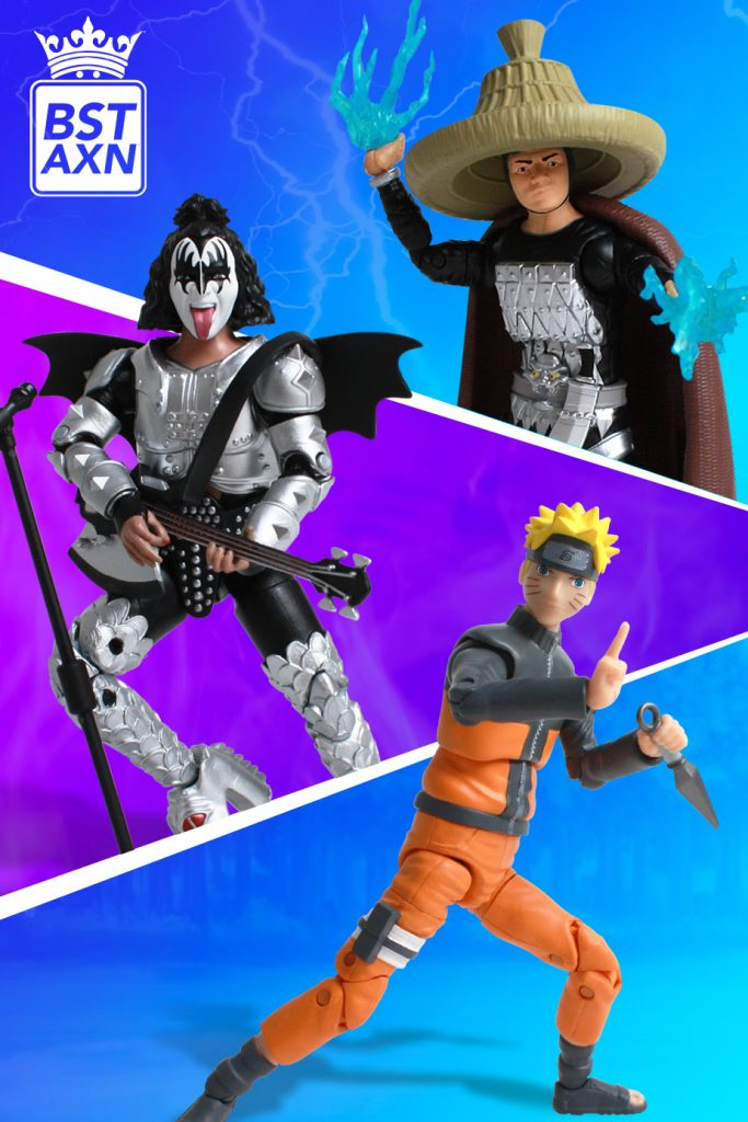 The Loyal Subjects BST AXN! Available at Walmart Now