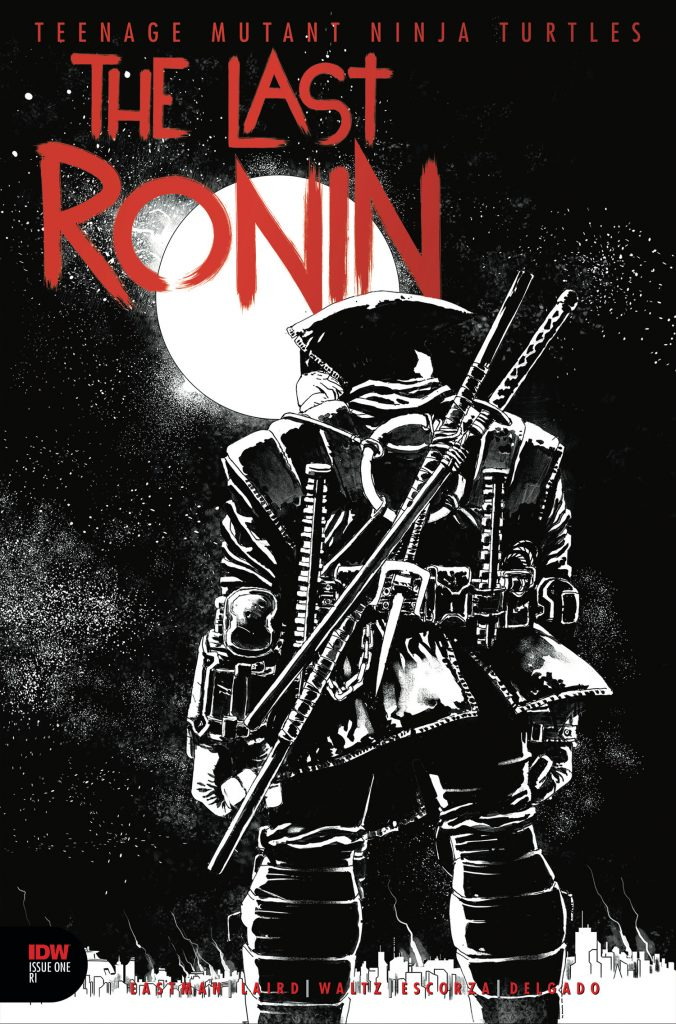 Teenage Mutant Ninja Turtles: The Last Ronin #1 Comic Book Pre-Orders Exceed 130,000 Copies