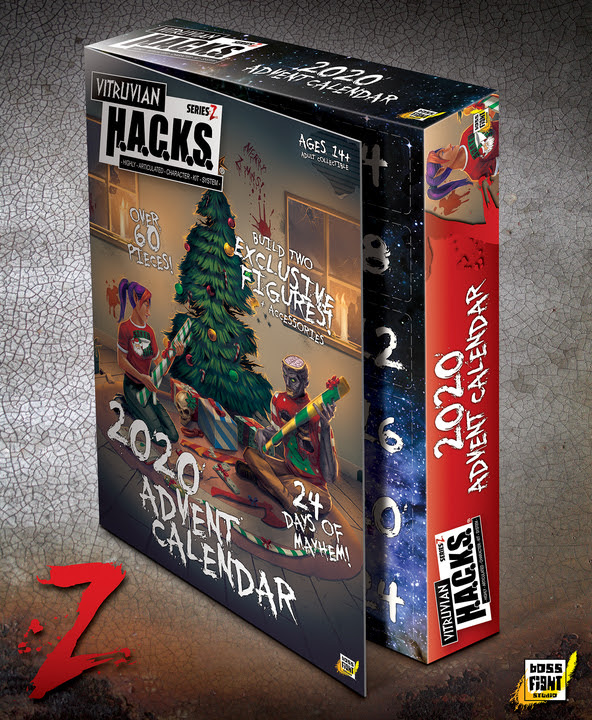 First Ever H.A.C.K.S. Advent Calendar Is Here!