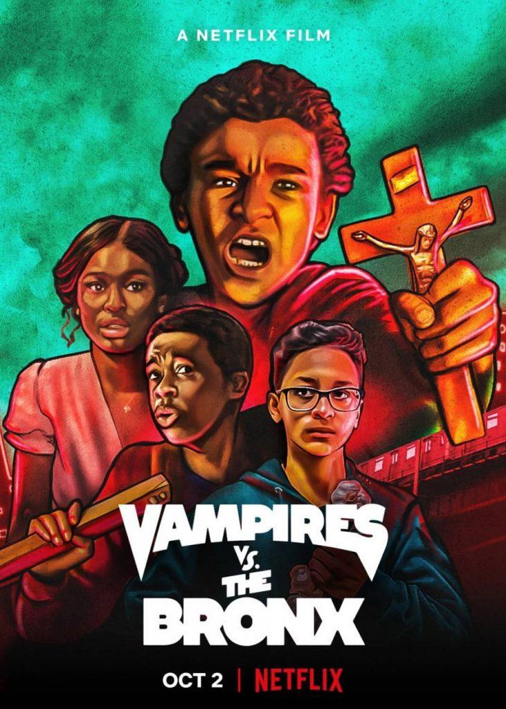 Movie Review: Vampires Vs. The Bronx
