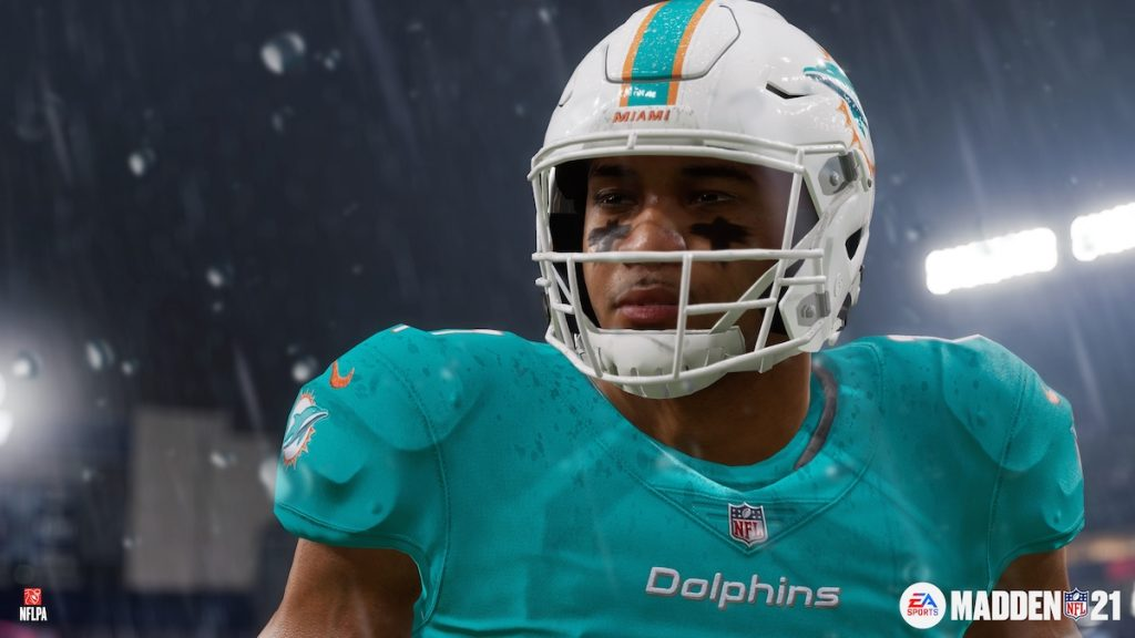 EA Sports Madden NFL 21 Unveils Next Generation Gameplay Fueled by Real-World NFL Player Data