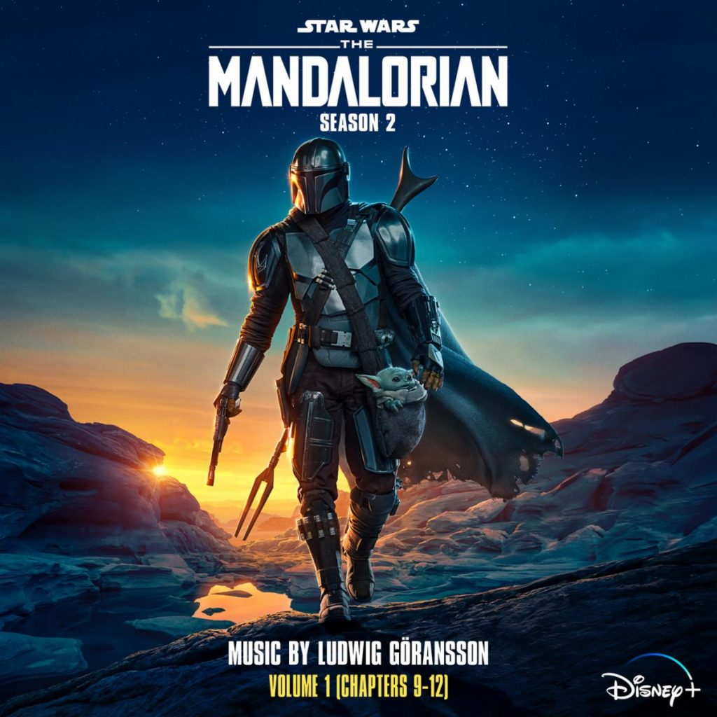 The Mandalorian Season 2, Volume 1 Album Featuring Score by Ludwig Göransson Out Today