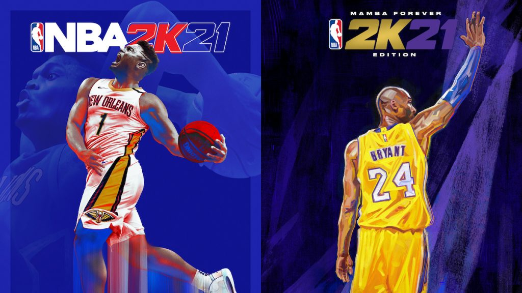 Everything is Game: The Next Generation of NBA 2K21 Now Available Worldwide
