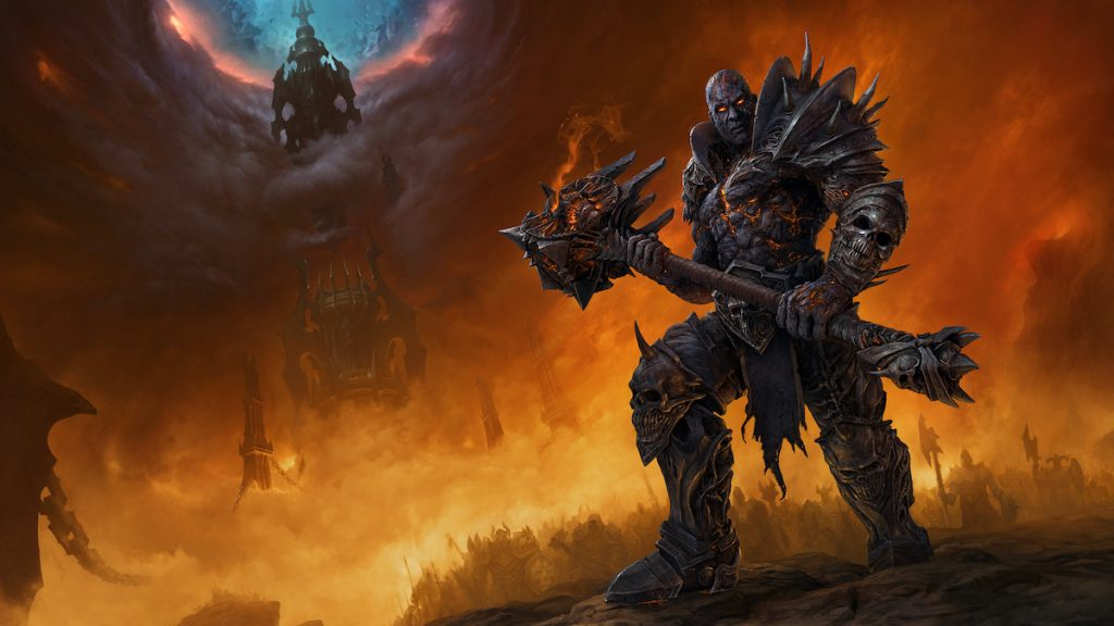Cross Over Into the Shadowlands—New World of Warcraft Expansion Now Live