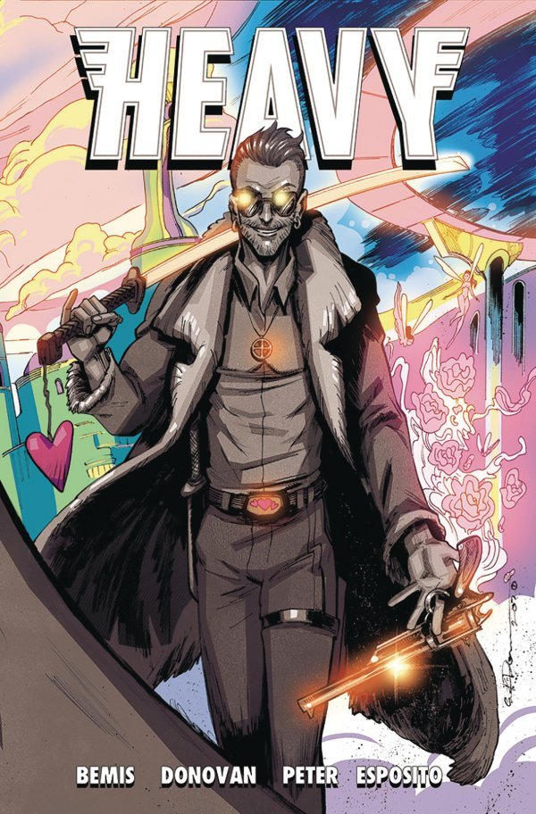 Comic Book Review: Heavy #2