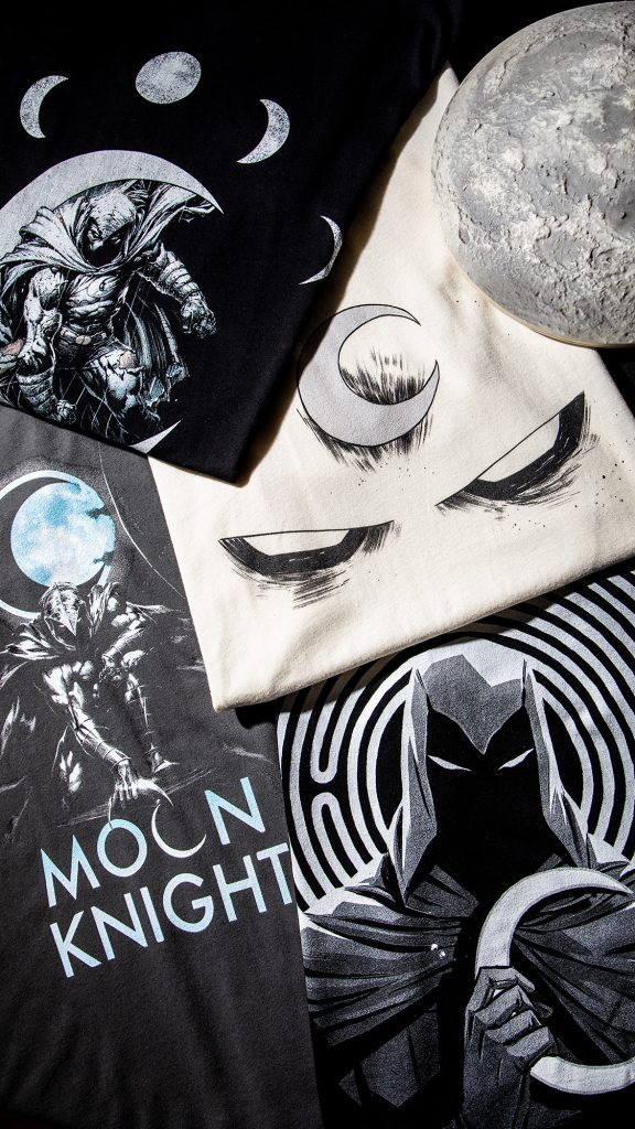Heroes & Villains Release Next Marvel Comics Collab: Moon Knight