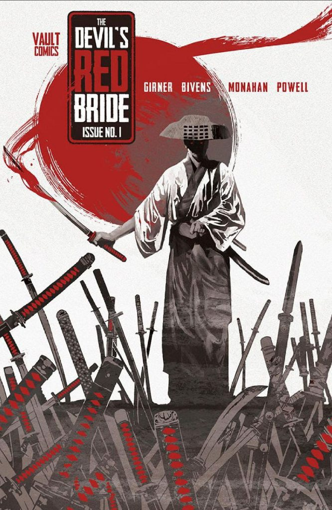 Comic Book Review: The Devil's Red Bride #1