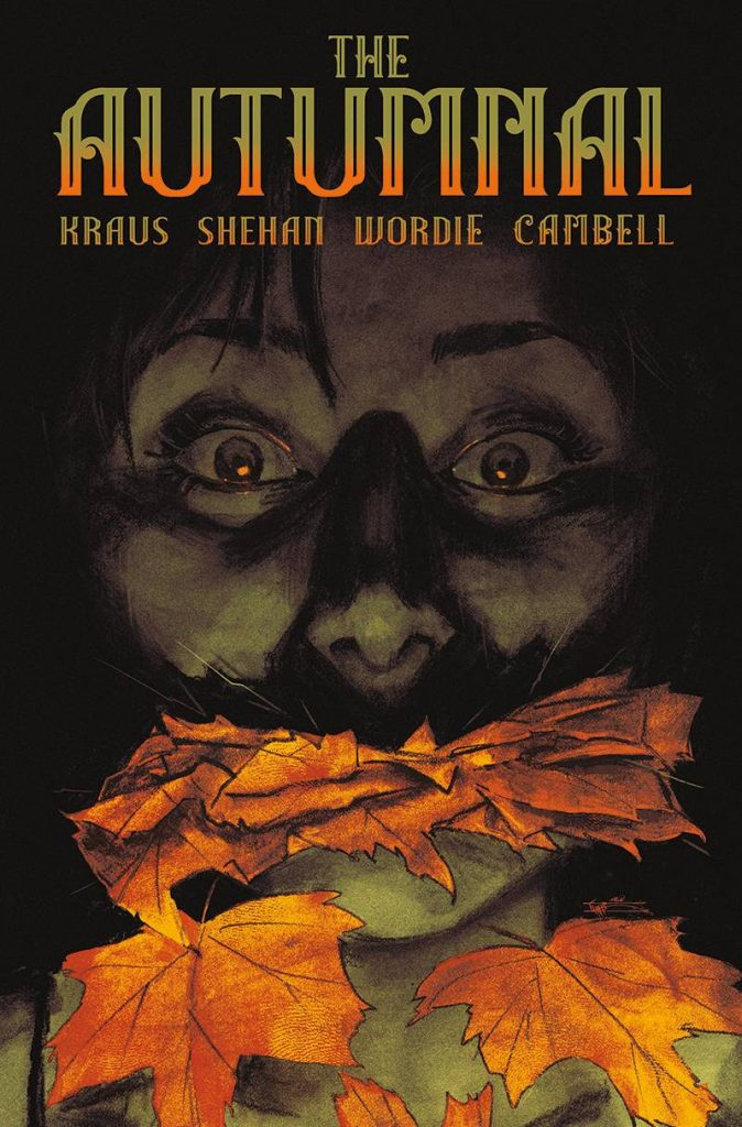 Comic Book Review: The Autumnal #3