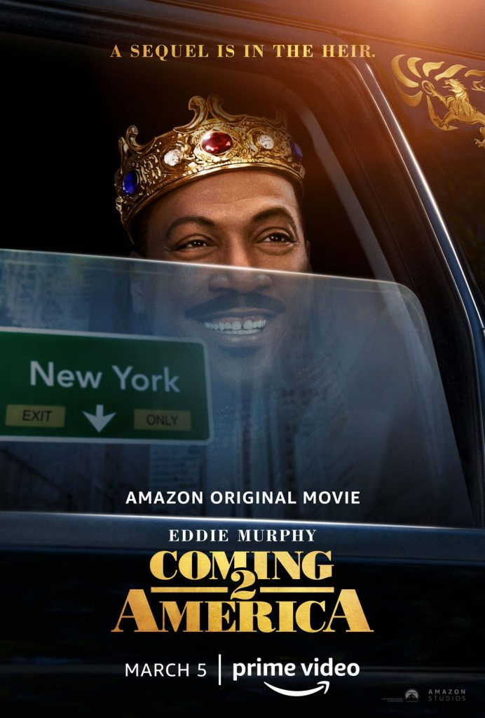 Amazon Drops First Trailer For Coming 2 America