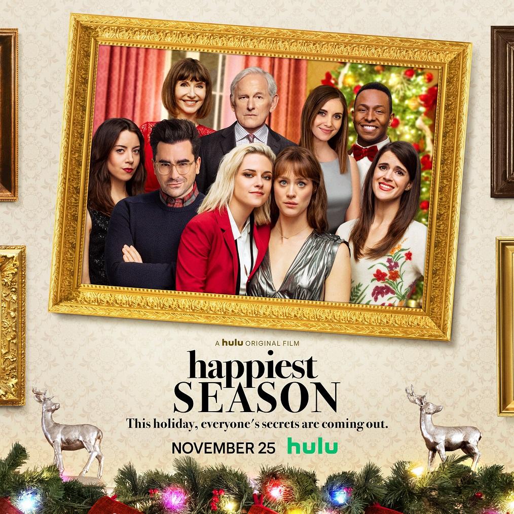 Movie Review: Happiest Season