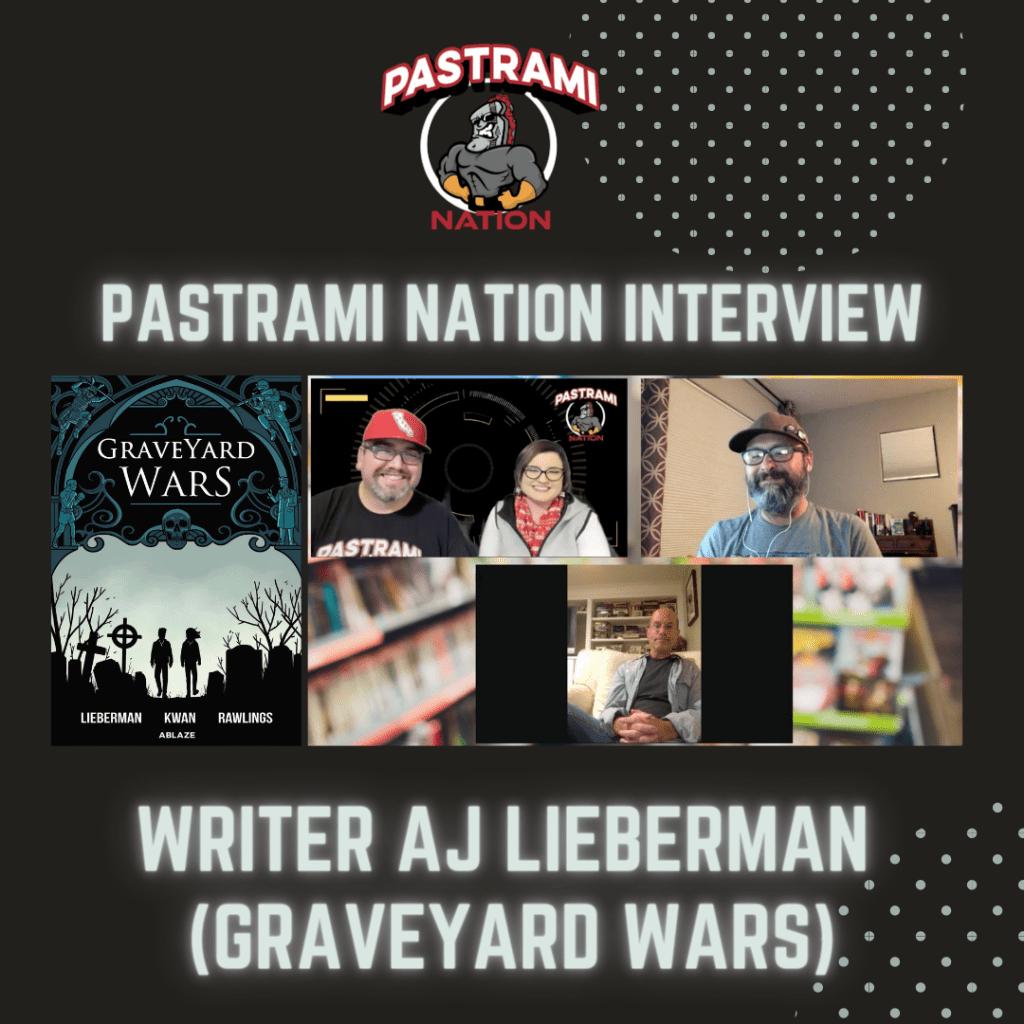 Pastrami Nation Interview – Writer AJ Lieberman