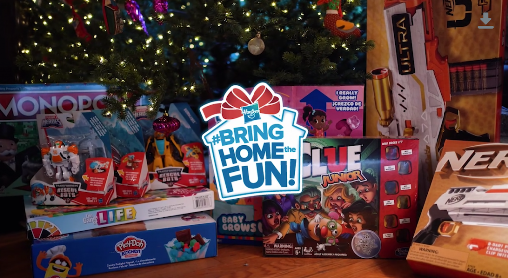 """Hasbro Teams up With Charlie """"Rocket"""" Jabaley to Deliver Joy to Families Impacted By COVID-19"""