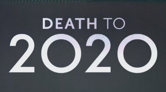 The Creators Of Black Mirror Tease Death To 2020
