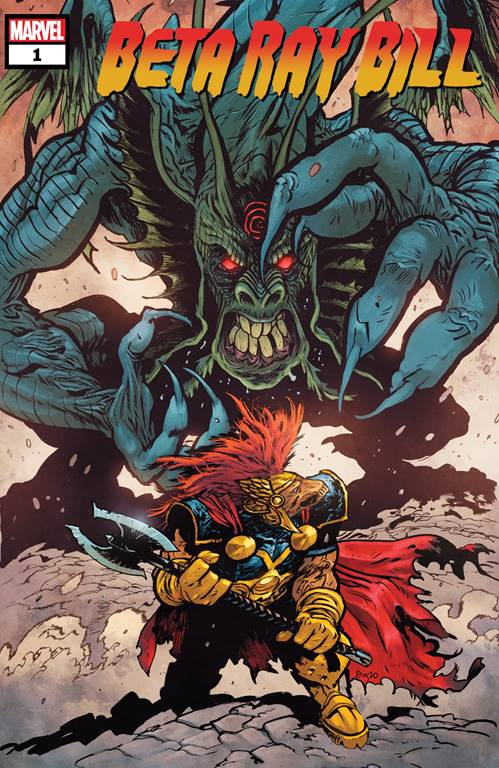 NEW BETA RAY BILL SERIES SPINNING OUT OF THOR AND THE EVENTS OF KING IN BLACK!
