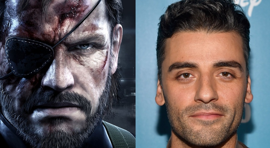Oscar Isaac Cast As Solid Snake
