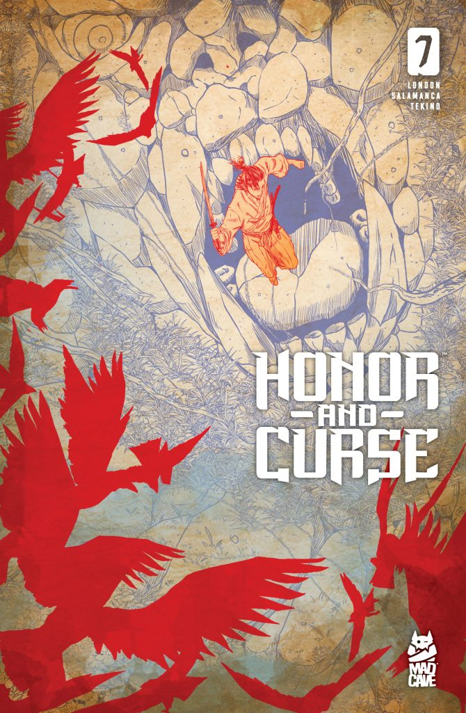 Honor and Curse on Sale January 6th
