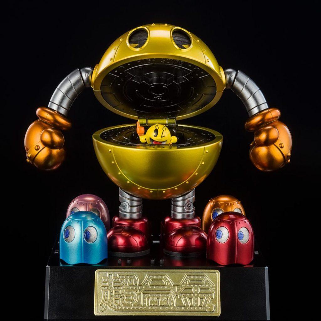 Bluefin and Tamashii Nations Announce Chogokin Pac-Man