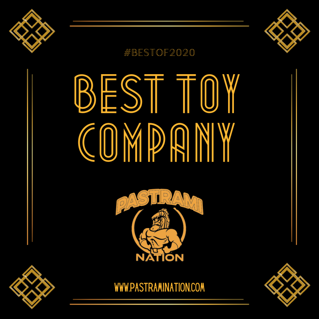 Best of 2020: Best Toy Company