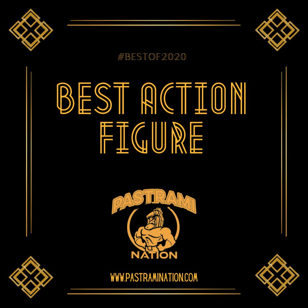 Best of 2020: Best Action Figure