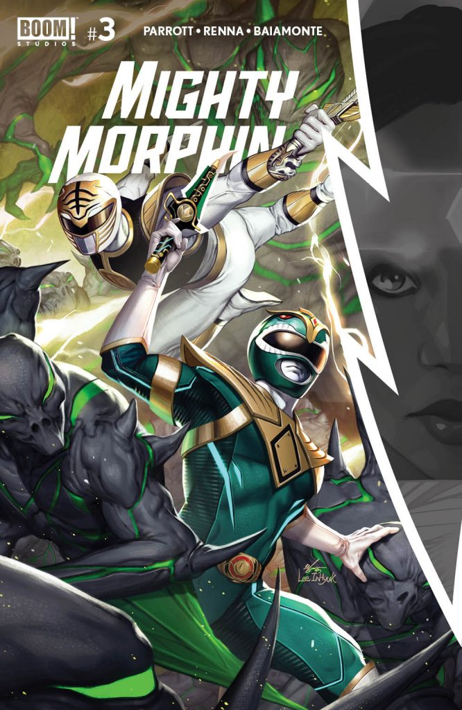 Mighty Morphin #3 Review: Red, White, and Green?