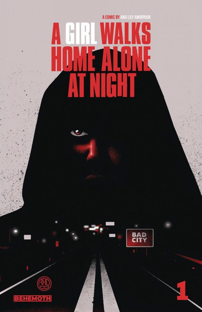 Comic Book Review: A Girl Walks Home Alone at Night #1