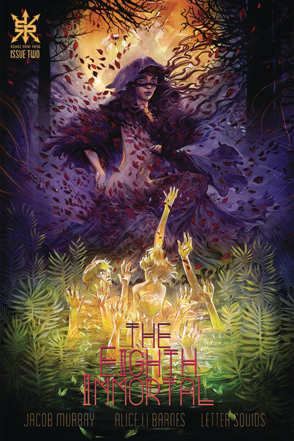 PREVIEW: THE EIGHTH IMMORTAL #2 from Source Point Press