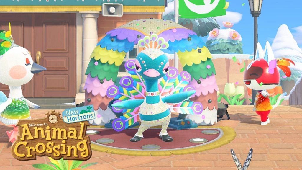 Nintendo News: Viva Festivale! Experience the Carnival Spirit With This Animal Crossing: New Horizons Free Update