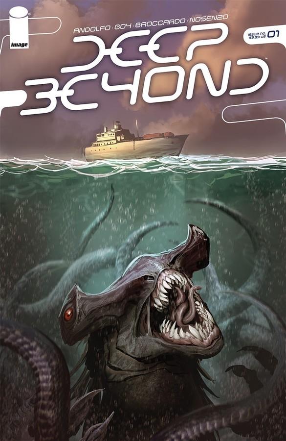 Comic Book Review: Deep Beyond #1