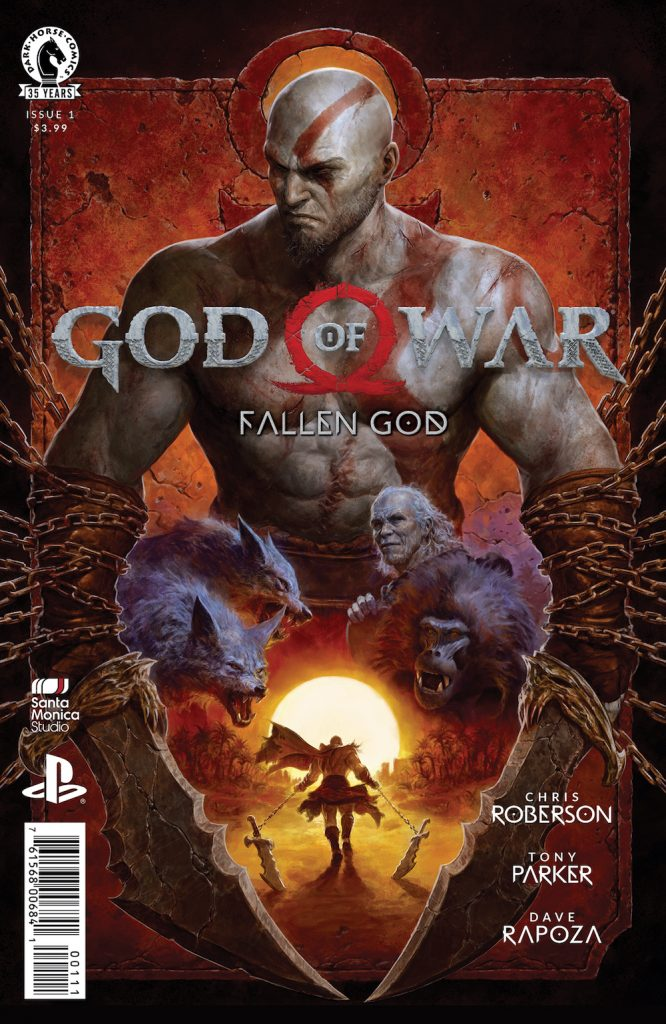 """Welcome Back to the World of """"God of War"""""""