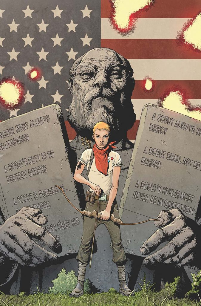 Comic Book Review: Scout's Honor #1