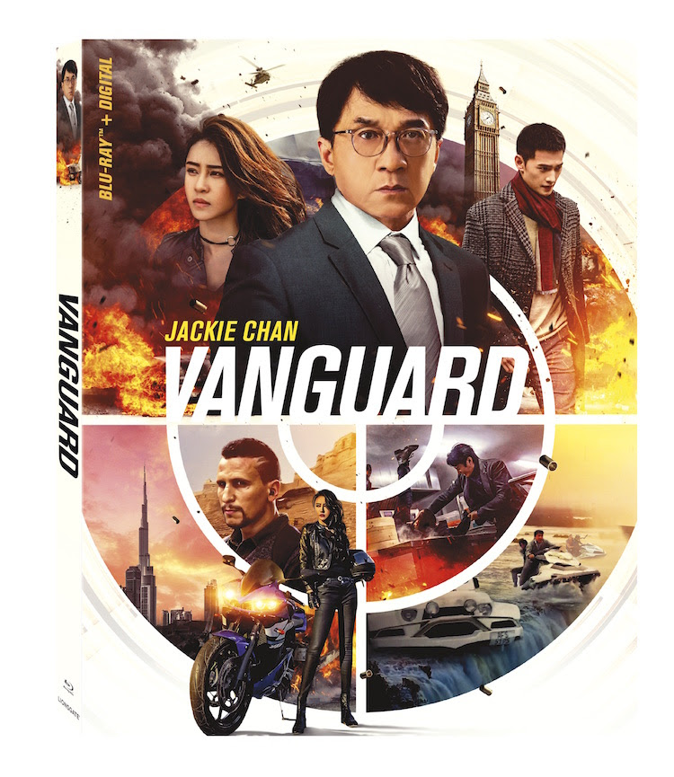 Lionsgate Announces Vanguard Hits Digital 3/2, and on DVD and Blu-ray 3/9