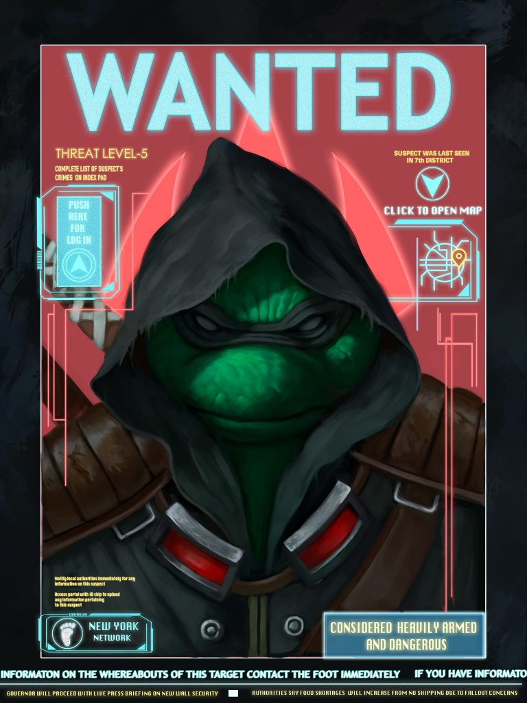 Comic Book Review: TMNT-The Last Ronin #2