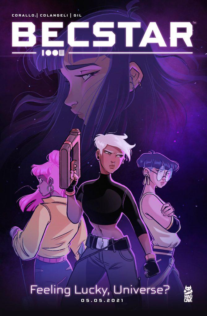 Advance Comic Book Review: Becstar #1
