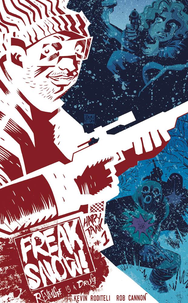 Comic Book Review: Freak Snow #1