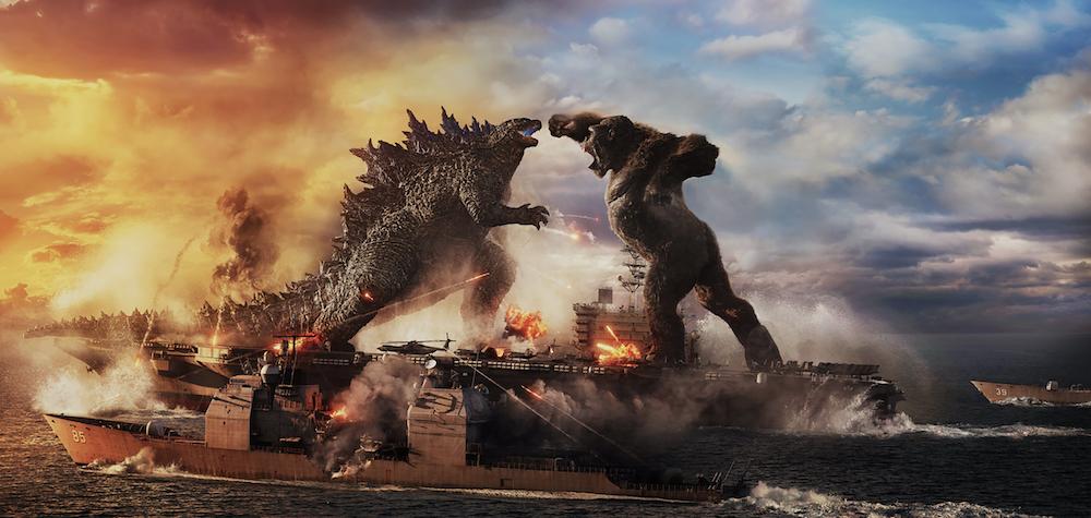 Legendary Comics Announces Monstrously Exciting Godzilla vs. Kong Publishing Program