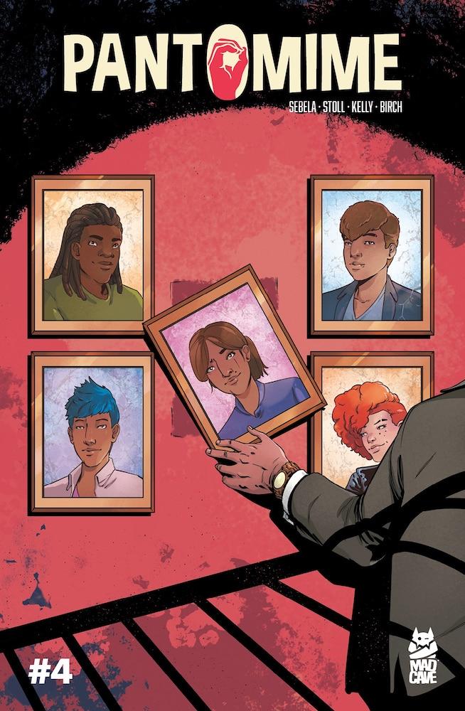 Comic Book Review: Pantomime #4